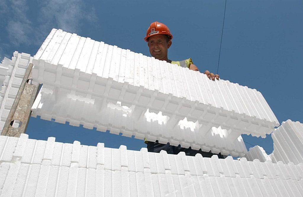 ICF Construction Advantages