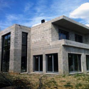 Cinder Block House Benefits