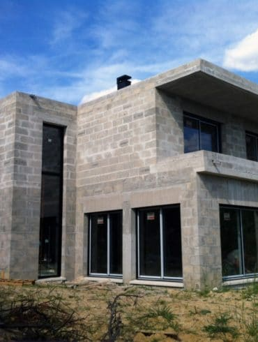 Cinder Block House Benefits