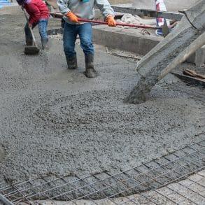 Concrete Ingredients