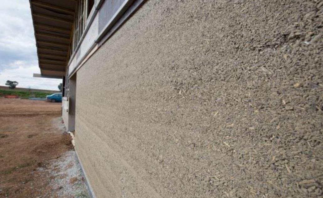 Hemp Concrete for Construction